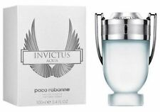 Invictus Aqua by Paco Rabanne Eau De Toilette Spray 3.4 oz/100 ml SEALED NEW