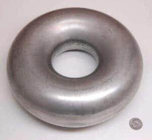 Mandrel-Bend-Donut-2-5-034-2-50-034-2-5in-2-50-2-50in-Exhaust-Intake-Stainless-Steel