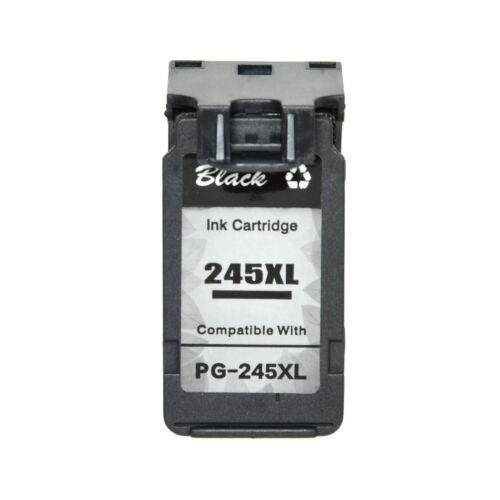 3PK 245XL Black 2PK 246XL Color Ink Cartridge for Canon PIXMA MX492 MG2924