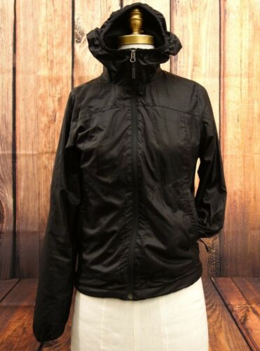 Casual Face Hooded Black Windbreaker Størrelse North Windwall Jacket Xs The Womens t5ZwYxq0
