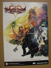 Kingdom Hearts 358/2 Days - NOT FOR SALE POSTER - Poster promozionale del gioco