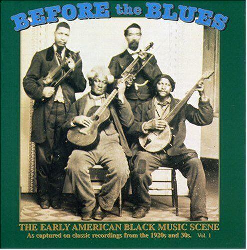 Vol. 1-Early American Black Mu - Before The Blues (1996, CD NEU)