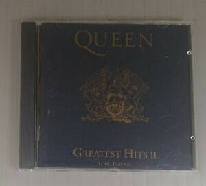 Queen-Long-Play-CD-Greatest-Hits-II
