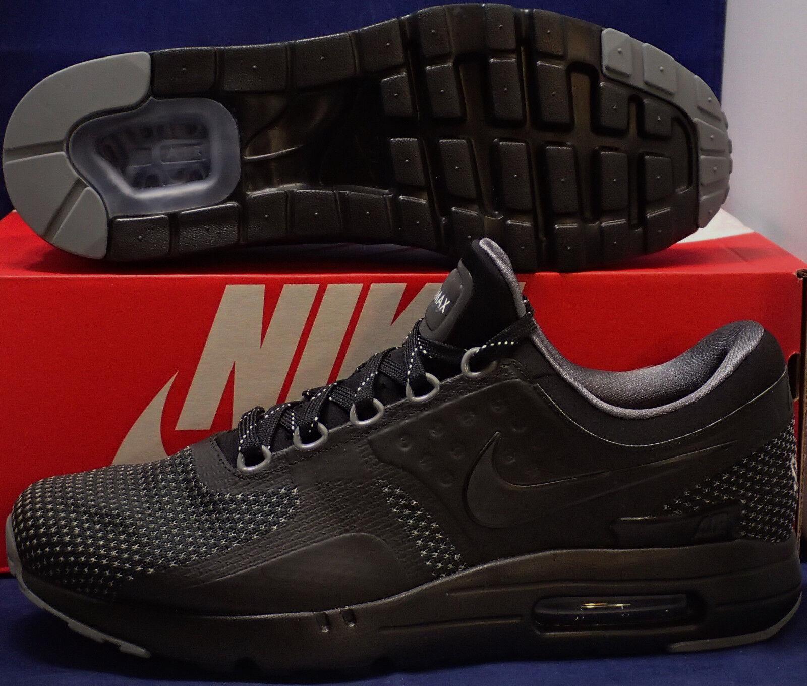 Nike Air Max Zero Id Id Zero Noir Gris Sz 10.5 (853860-901) cc5999