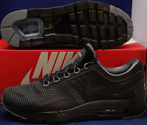cc6827b24f86 Nike Air Max Zero iD Black Grey SZ 10.5 ( 853860-901 )