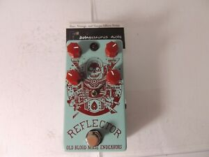 Old Blood Noise Endeavors Reflector Chorus Effects Pedal Free USA Shipping