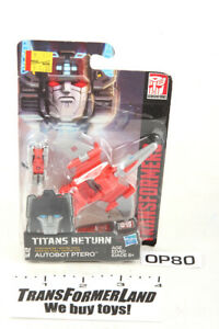 Ptero Sealed MISB MOSC Titan Masters Generations Titans Return Transformers
