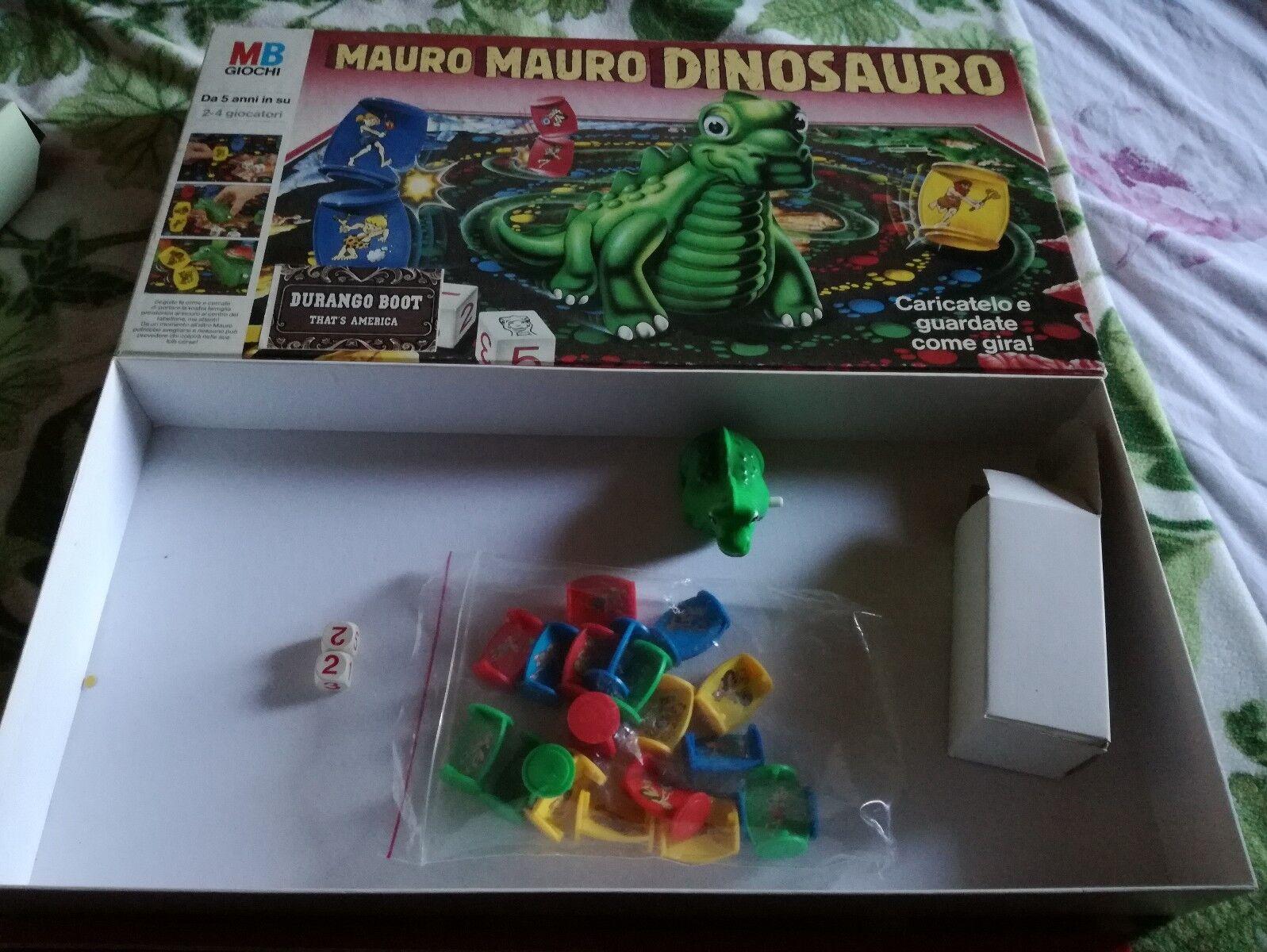 Gioco Da Tavolo Mauro Mauro Dinosauro