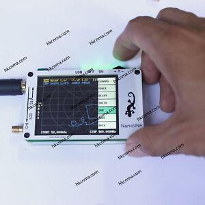 NanoVNA-Vector-Network-Antenna-Analyzer-50KHz-900MHz-HF-VHF-UHF-2-8-034-LCD-White