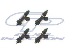 4 Genuine Bosch 52lb 550cc fuel injectors 96-01 Acura Integra B H engines OBD2