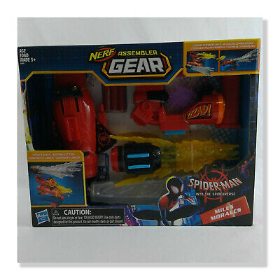 HASBRO Spider-Man Nerf assembler Gear spielzeugblaster Multicolore