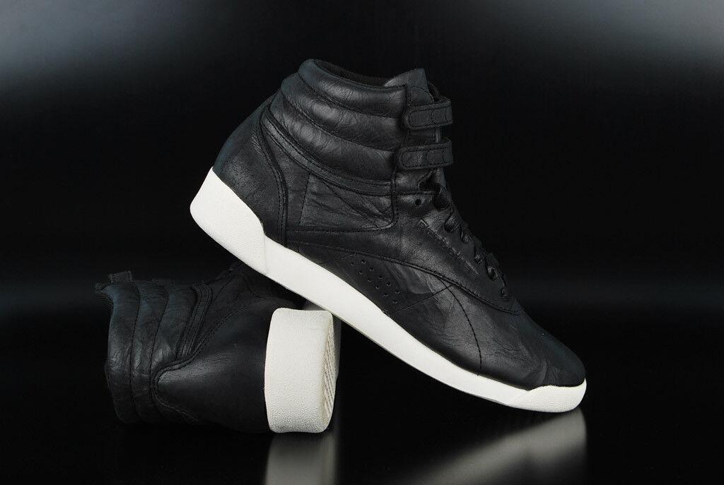Reebok Freestyle f s Hi top premium lux lux lux Chalk cortos zapatos  ahorra hasta un 50%
