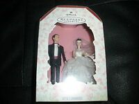 Hallmark Ornament Barbie And Ken Wedding Day 1997