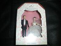 Hallmark Ornament Barbie And Ken Wedding Day 1997