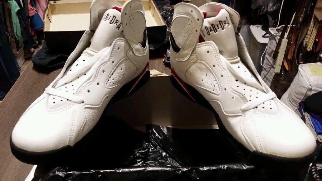 Nike Air Jordan 7 VII Cardinals 10.5 1992