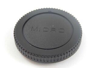Olympus Panasonic Micro 4//3 de montaje tapa del cuerpo