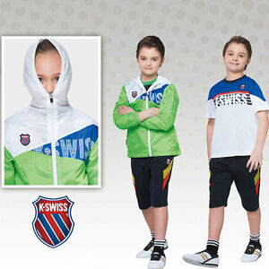 K-SWISS-Team-Trainning-Wear-2Top-Jacket-Pants-4pcs-Summer-wear-Team-Uniforms