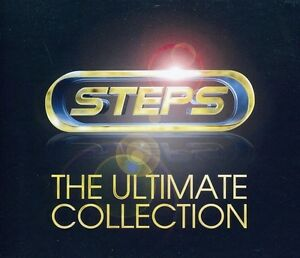 Steps-Ahead-The-Steps-Steps-Ultimate-Collection-New-CD-UK-Import