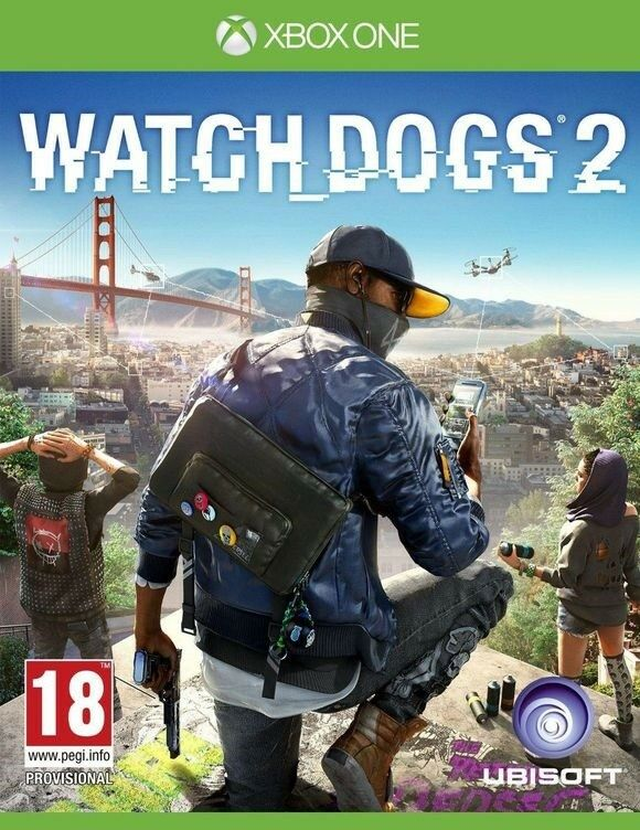 Watch Dogs 2, Xbox One, action