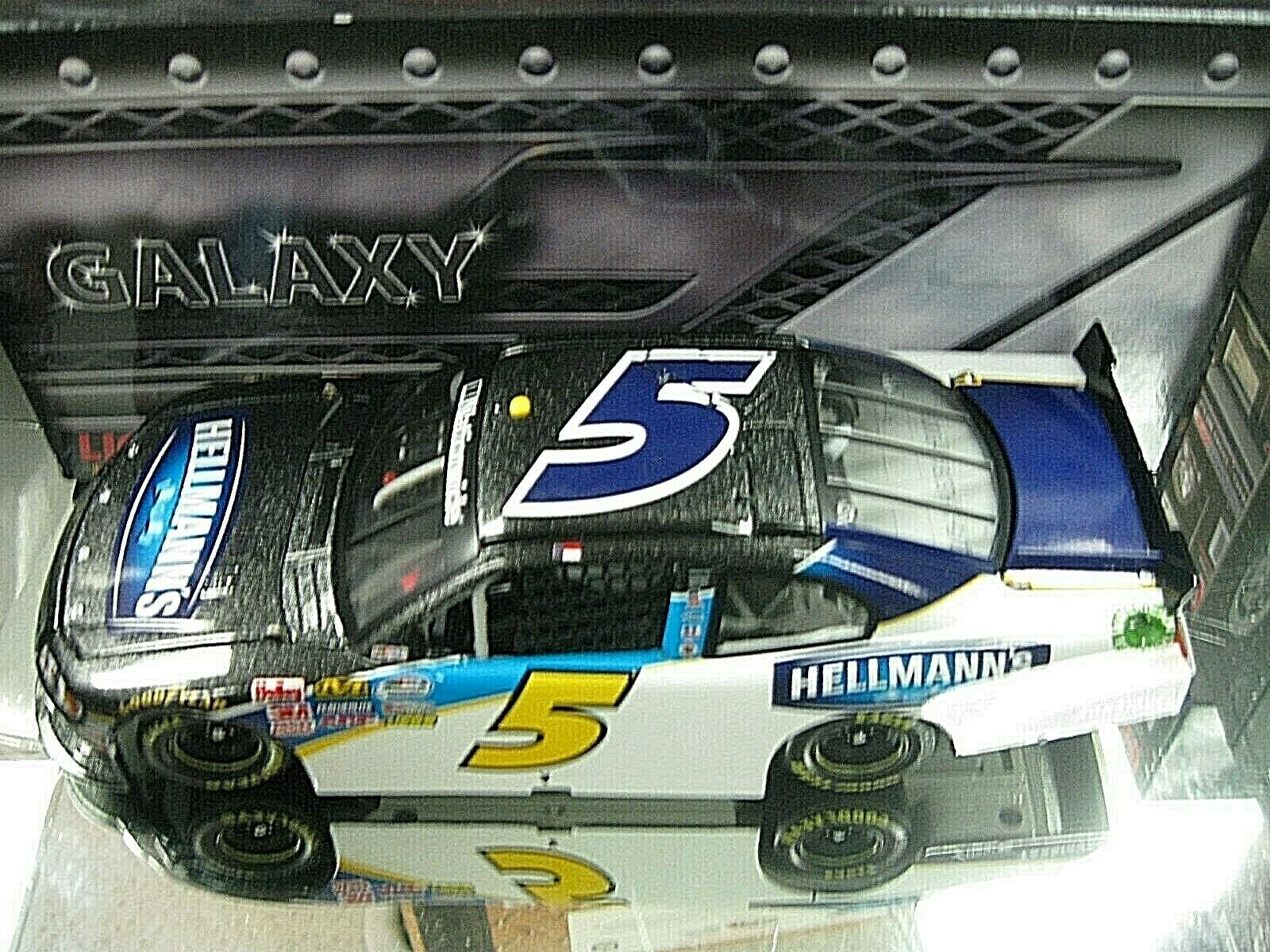 RARE  2012 DALE EARNHARDT JR HELLMANN'S GALAXY FINISH IMPALA JR MOTORSPORTS