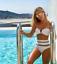 Women-High-Waist-Push-up-Padded-Bra-Bandage-Bikini-Set-Swimsuit-Swimwear-Bathing thumbnail 35