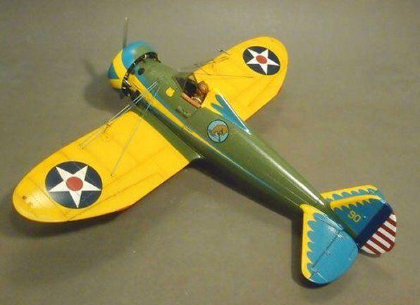 Boeing P -26A Peashooter, 17 e Pursuit Group, 95th Pursuit Squadron IWA -03 JJD