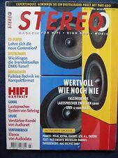 STEREO 7/96.  ALR TAKE 3,EXPOLINEAR T 200,INFINITY KAPPA 7.2,NEWTRONICS SKORPION