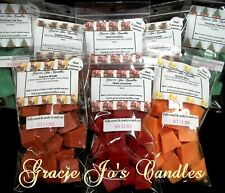Buy 4 Get 1 FREE 40 Wax Melts Cubes Home Fragrances Super Scented