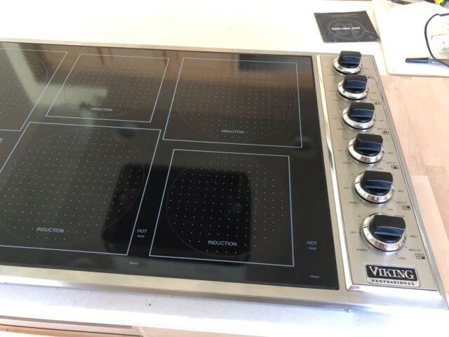 Viking Pro Vccu1656bsb 36 Induction