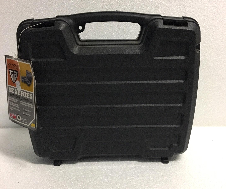 Plano SE Series Four Pist Accessories Case Brand New
