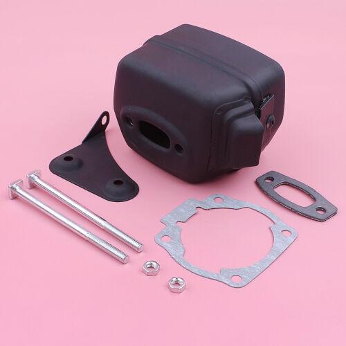 Exhaust Muffler Bracket Bolt Nut Gasket For Husqvarna 55 Rancher 51 50 501766605