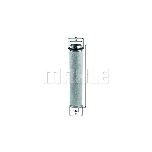 1 sekundärluftfilter mahle lxs 5//1 adecuado para Fiat ford mercedes-benz Toyota