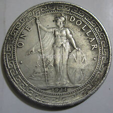 Pocket Ancient Coin 1911 One Yuan Tibetan Warrior Ancient Silver Dollar Coin 1PC