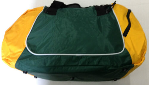 05dde1bfda30 NFL GREEN BAY Packers Duffle Bag NEW!! -  29.99