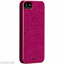 Authentic OEM Case-Mate Crystal Glam Fashion Case For iPhone 5/ 5s/ SE Touch ID