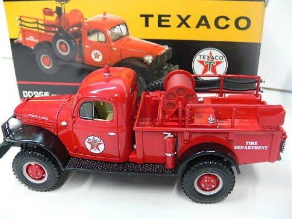 1 30 First First First Gear DODGE POWER WAGON vigili del fuoco Texaco 19-2474 bd9e68