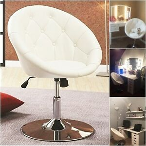 Chairs For Makeup Vanity.  Makeup Vanity Chair Swivel Bedroom Living Room Office Table Desk