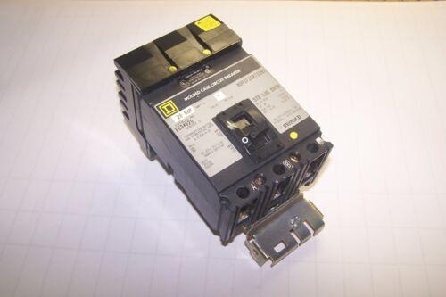 SQUARE D 20 AMP 480 VAC 3 POLE I-LINE CIRCUIT BREAKER FC34020