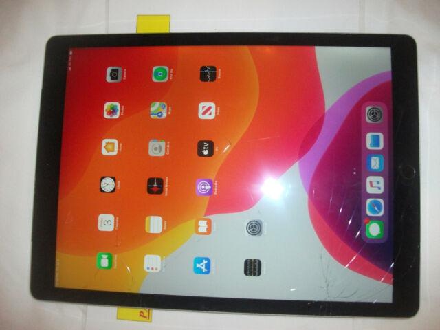 Apple iPad Pro 1st Gen.128GB,Wi-Fi+4G(Unlocked),12.9in -Space Grey *PLEASE READ*