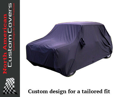 North American Custom Covers Compatible Austin Mini Classic Sedan and Saloon Body Style Outdoor Car Cover