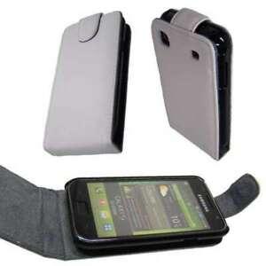 Schutzhulle-Tasche-fur-Samsung-i9000-Galaxy-S-Flip-Cover-Schutz-in-weis