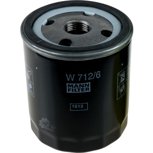 Original MANN-FILTER Ölfilter Oelfilter W 712//6 Oil Filter