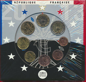coffret BU 2013 France
