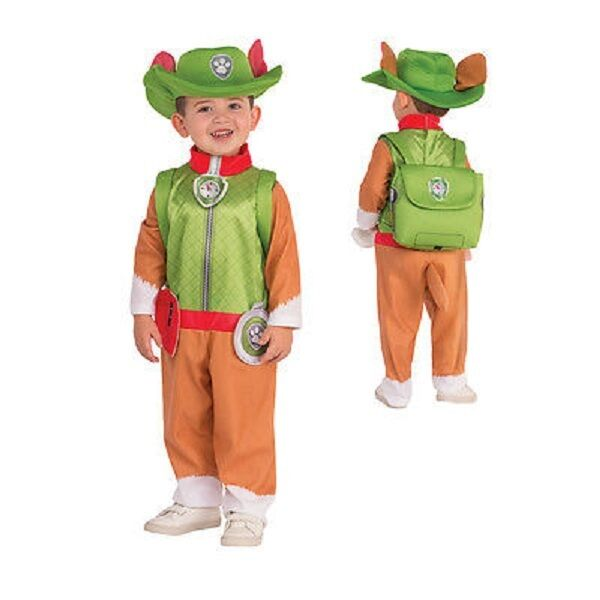 Paw Patrol Tracker Toddler Child Boys Puppy Halloween Costume Size Medium | eBay  sc 1 st  eBay : puppy halloween costume toddler  - Germanpascual.Com