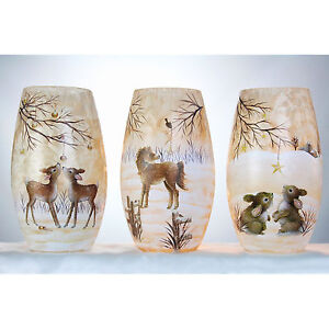 Swb6205 7 lighted glass vase christmas table lamp decoration swb6205 7 034 lighted glass vase christmas table aloadofball Images