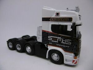 OXFORD-SMITHS-HEAVY-HAULAGE-SCANIA-R-TOPLINE-TRUCK-CAB-MODEL-1-76-ref-gj