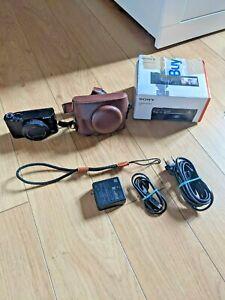Appareil photo Sony RX100 IV Très bon état + accessoires