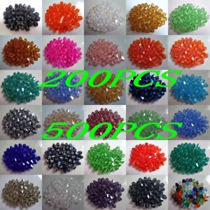 Wholesale-200-500pcs-bicone-crystal-acrylic-5301-4mm-6mm-loose-spacer-Beads