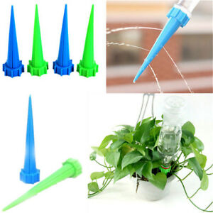 8pcs-Automatic-Cone-Watering-Spike-Plant-Flower-Waters-Bottle-Irrigation-Tips-M0