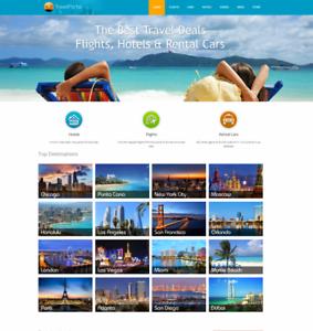 Best-Automated-Hotel-amp-Flights-Travel-Website-For-Sale-Free-Hosting